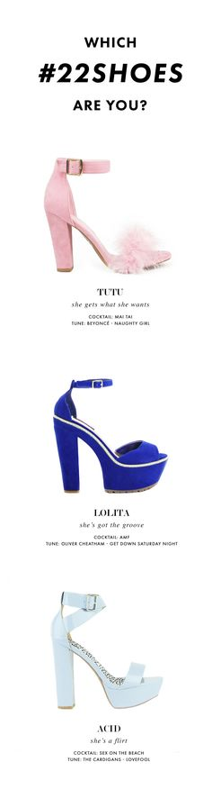 Which @Two Two Shoes fits you? Get 30% off your first pair with promo: 22GIRL