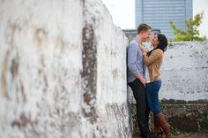 sweet engagement photos by Adam Nyholt of Houston, Texas | junebugweddings.com