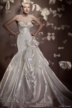 Elihav Sasson bridal 2011 collection