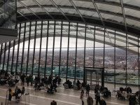 The Sky Garden at the Walkie Talkie