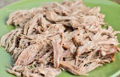 Easy Slow Cooker Kalua Pig