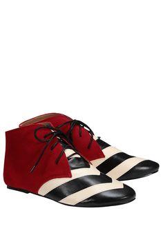 Chaussures cuir suédé KLING - Mode BE