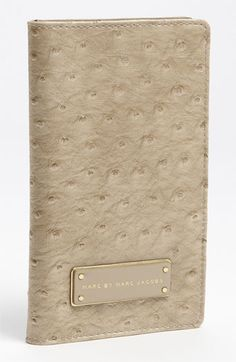 marc by marc travel wallet. so necessary.