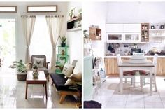 Desain Rumah Vintage Luas 60 m yang Kekinian & Bikin Nyaman!