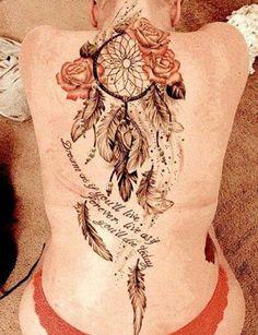 Found this Dreamcatcher. #Tattoo