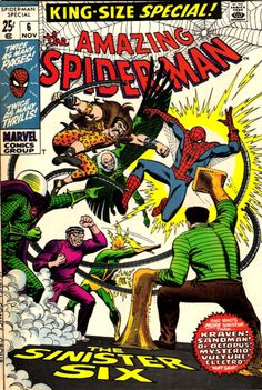 Amazing Spider-Man King Size Special #6