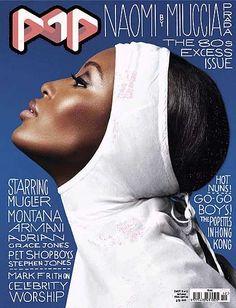 Pop Magazine Cover