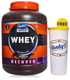 Whey protein is important for bodybuilding and it improves body muscles and weight gain. Get huge discount coupon on whey protein supplements at affordable price in India. Free Shipping and pay cash on Delivery.