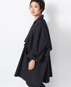 HENRIK VIBSKOV Coco Coat / Black