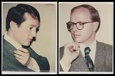 Andy Warhol, Gilbert and George, 1976