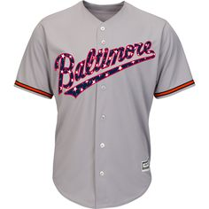 Baltimore Orioles 2015 Cool Base Manny Machado Stars & Stripes Road Jersey  - MLB.com Shop