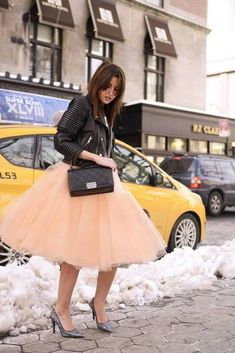 7 Layers 80 Colors Maxi Tulle Skirt Long Midi Skirts Womens Adult tutu Pleated Faldas Saias Femininas Plus Size - купить из Китая дешево Mode Outfits, Skirt Outfits, Dress Skirt, Dress Up, Nude Skirt, Swag Dress, Pleated Skirt, Prom Dress, Winter Outfits