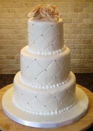 Самые красивые свадебные торты (фото)