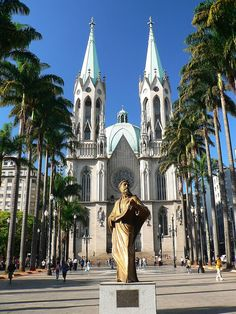 Sao Paulo Cathedral - Brazil