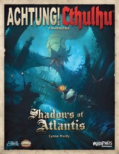 Achtung! Cthulhu - Shadows of Atlantis PDF & Print & PDF Bundle
