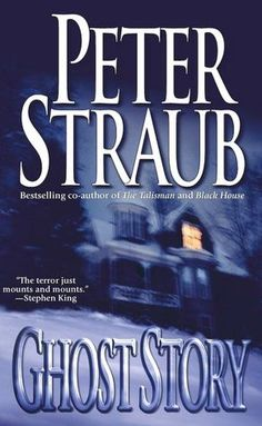 Ghost Story by Peter Straub. A little slow going at the start but once it gets going it has some of the scariest scenes ever put to paper. Just try to get the images of  George Scales standing watch over his barn in the dead of night out of your mind...