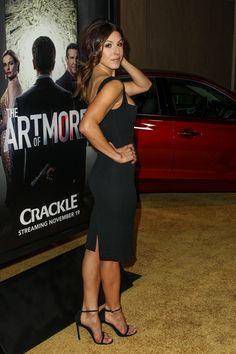 Cristina Rosato - Crackle's 'The Art Of More' Premiere in Culver City
