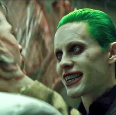 ~JARED LETO † AS THE JOKER † IN The Up Coming Movie † SUICIDE SQUAD †