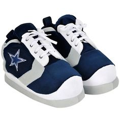NFL Sneaker Slippers - Cowboys at HSN.com.