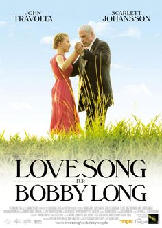 A Love Song for Bobby Long. If you have never seen this movie, I recommend you do. A favorite of mine, my mom and my brothers.