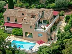 Exceptional 7 bedroom house with pool, jacuzzi and sauna in Cannes - Carlton International