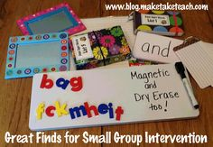 fun!  getting intervention or reading groups ready!!!!