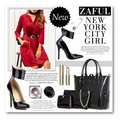 """Fashion"" by tanja133 ❤ liked on Polyvore featuring H&M, Bobbi Brown Cosmetics, Fall and zaful"