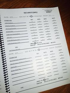 How to split log book