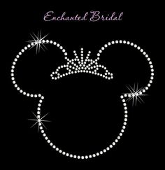 Hey, I found this really awesome Etsy listing at https://www.etsy.com/listing/119658335/disney-inspired-minnie-mouse-with-pretty