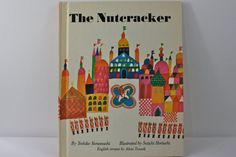 The Nutcracker Vintage Book