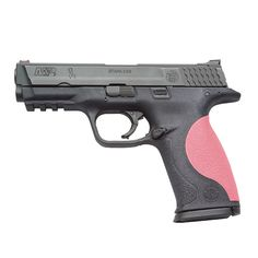 Nothing like a pink Smith & Wesson