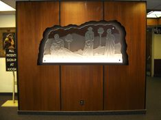 The Good Samaritan Glass Wall Art