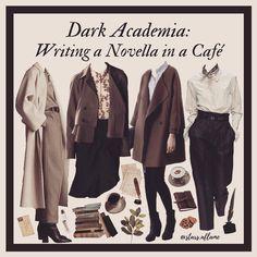 Rare Fashion, Vintage Fashion, French Chic Fashion, Aesthetic Fashion, Aesthetic Clothes, Aesthetic Dark, My Academia, Mode Grunge, Vetement Fashion