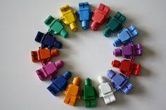 Crunchy Catholic Momma: Lego party
