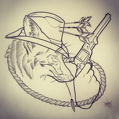 Arrow & Rope