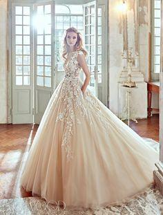 Bu Wedding Dress