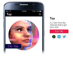 Sabías que Microsoft lanza Tay, su chatbot basado en su tecnología de Inteligencia Artificial