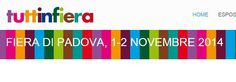 2014 - Tuttinfiera Fair, Nov. 1-2, 9 a.m. to 9 p.m.,  in Padova, Via N. Tommaseo 59; Christmas gifts ideas, exhibit of health, sport, and beauty products; antique and collector items; coins and stamps; photo exhibit and new and used photographic equipment sale; admission fee: €7; reduced €5. http://www.tuttinfiera.it/