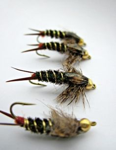 Nymph  For more fly tying and fly reels please follow and check out www.theflyreelguide.com   Also check out the original pinners site and support. Thanks #flyfishing