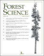 Forest Science nº 2 volumen 59, Abril 2013