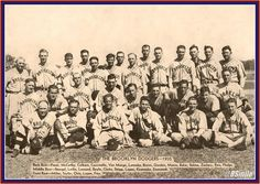 The Brooklyn Dodgers during Spring Training (1935)