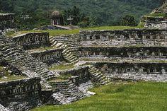 Ruinas cerca de Cuetzálan