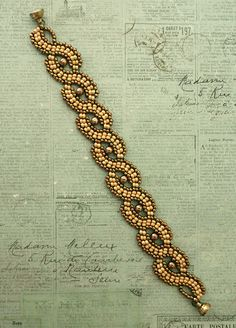 Seed Bead Bracelets Tutorials, Bead Loom Bracelets, Beaded Bracelet Patterns, Handmade Bracelets, Handmade Jewelry, Jewelry Bracelets, Vintage Jewelry, Beaded Necklace, Bronze