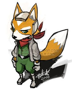 Fox by BettyKwong.deviantart.com on @DeviantArt
