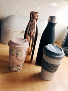 Keep your drinks warm when on the move with travel mugs and flasks from wilko. Thermal Flask, Bin Bag, Stationery Craft, Insulated Travel Mugs, Marble Print, Garden Pictures, Business For Kids, Toy Boxes, Health And Wellbeing