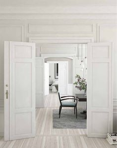 Scandinavian interior via COPI Design