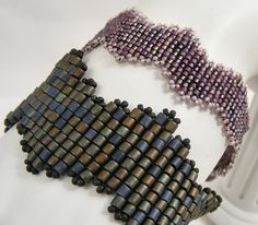 A Tale of Two Delicas #jewelry #inspiration #bracelets