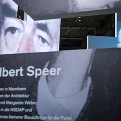 'Albert Speer in the Federal Republic' exhibition in Nuremberg