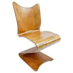 """Verner Panton """"S-Chair"""" for Thonet 