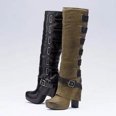Buy Autumn Winter Women Fashion Jackboots Thick Heel Boots Bandage Shoes Casual High Heel Boots Snow Long Boots Lady Warm Boots at Wish - Shopping Made Fun Thick Heel Boots, Lace Up Boots, Chunky Heels, Heeled Boots, Shoe Boots, Women's Shoes, Buy Shoes, Shoes Sneakers, Warm Boots